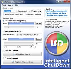 IntelligentShutdown screenshot