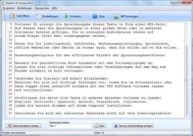 Text In Sprache Jetzt Das Programm Für Text In Sprache Kostenlos